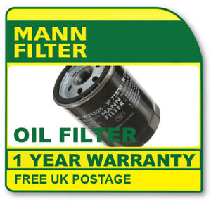 W940/25 MANN HUMMEL OIL FILTER (Rover Group, VAG, Volvo) NEW O.E SPEC!