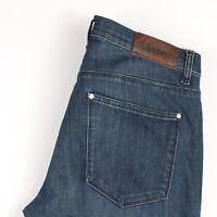 Acne Hommes Cire Marque Slim Jeans Extensible Taille W32 L34 AVZ73