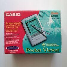 Vintage Casio Pocket Viewer PV-S250