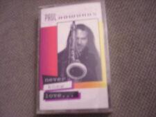 SEALED RARE Paul Howards DEMO CASSETTE TAPE jazz Never Knew Love SO STORY GOES !