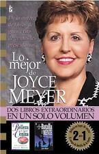 Lo Mejor de Joyce Meyer: Dos Libros Extraordinarios en un Solo Volumen (Spanish