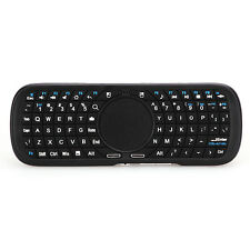 IPazzPort Bluetooth 2.4G Mini Clavier Touchpad QWERTY sans Fil pour Android TV