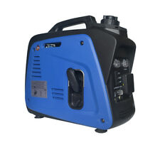 New 800W Portable Silent Camping Gasoline Power Inverter Generator Set 220V T