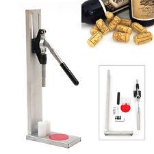 New listing Pressure Corker Wine Bottle Inserting Stopper for 200ml / 375ml / 500ml / 750ml