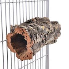 Natur Kork Höhle -  Large, 100% Natürlicher Kork, Sitzen, Verstecken, Knabbern