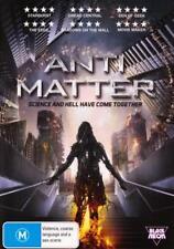 Anti Matter  - DVD - NEW Region 4