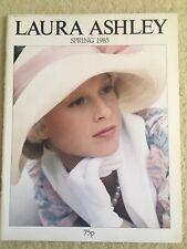 More details for vintage laura ashley spring 1985 catalogue