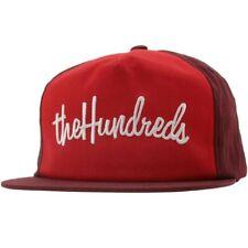 The Hundreds There Snapback Cap (maroon)