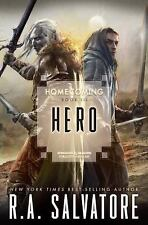 Homecoming #3 / Legend of Drizzt #33: Hero by R. A. Salvatore (2017, MM PB)