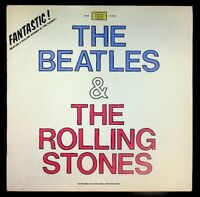 The Beatles - The Beatles & The Rolling Stones - International - Vinile V039011