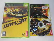 xbox Driver 3 - EXCELLENT CONDITION complete with book