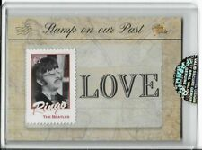 THE BEATLES / RINGO STARR / 2020 THE BAR / STAMP RELIC CARD