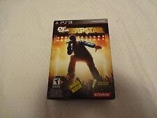 PS3 Def Jam Rapstar with Microphone Video Game Bundle Free Shipping