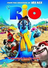 Rio R2 NEW & SEALED (DVD, 2011) Animated Family Film Movie