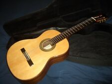 FROM FRANCE J. MARCARIO ALL-SOLID WOOD 75FN FLAMENCO NEGRA CLASSICAL GUITAR