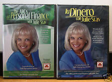 ABC'S OF PERSONAL FINANCE JULIE STAV DVD NEW SPAN/ENG