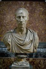 572085bust di Cesare VATICANO Museo Roma Italia A4 FOTO STAMPA