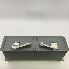 Westinghouse FDPT3211R New No Box 3P 30A 240V Fused Switch W/ Hardware A93