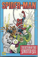 1994 Spider-Man The return Of The Sinister Six 1ST Print Marvel FREE BAG/BOARD