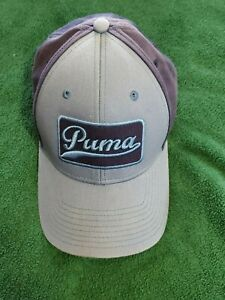 Puma Golf Hat Cap Adult Adjustable Size Sun Shade Head Cover