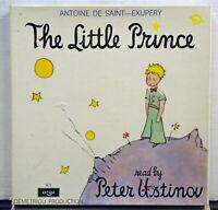 Argo SW 520-1 The Little Prince - 2 vinyl LP Box set  Peter Ustinov