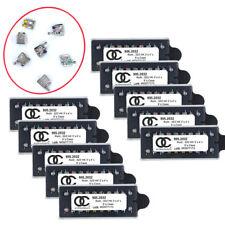 100Kits Orthodontics Dental OC Metal Brackets Roth 022 Braces 3 4 5 Hooks SALE