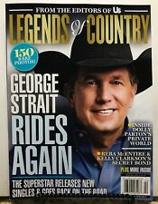 Legends of Country George Strait Rides Again Magazine