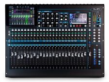 Allen & Heath QU-24 Live Sound 24-Channel Digital Mixing Board Console QU-24C