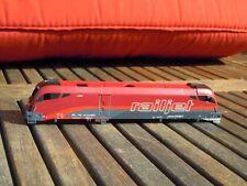 PIKO 97706 Railjet Taurus RH 1116 237 - 7 lokgehäuse ÖBB ep.5/6 MODELLO ESPORTAZIONE