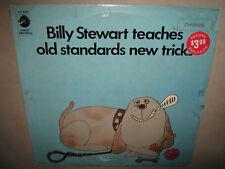 BILLY STEWART Teaches Old Standards New Tricks RARE SEALED Vinyl LP 1984 CH-9167