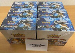 Pokémon - XY Evolutions 1x Boosters Box / 36x Packs Factory Sealed - English