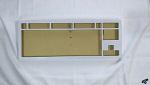 Smith + Rune Iron180 Custom Mechanical Keyboard Tenkeyless - TKL - E-White/Brass