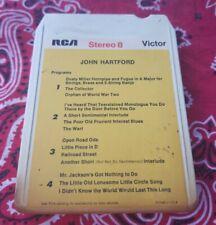 John Hartford 8track Tape Cartridge