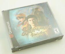 Sega Dreamcast - Shenmue - Brand New Factory Sealed
