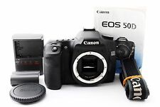 Canon EOS 50D 15.1 MP Digital SLR Camera Body Only [Exc+++!] from Japan #361