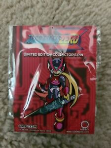 Mega Man Legends - Zero Collector's Pin ***SOLD OUT***