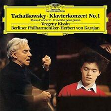 Evgeny Kissin Berliner Phil...-Tchaikovsky: Piano Concerto (UK IMPORT) VINYL NEW