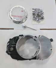 YAMAHA BANSHEE CLUTCH COVER WITH LOCK UP, WATER PUMP COVER, AND DIP STICK