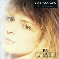 France Gall - Les Annees Musique [New CD]