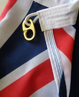 Australian Flag Heavy Duty Woven Spun Polyester  Australia Flag Metal Clips