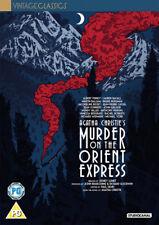 Murder on The Orient Express DVD Region 2