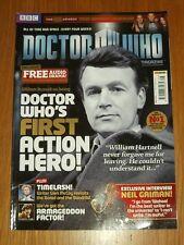 DOCTOR WHO #448 JUNE 27 2012 UK MAGAZINE WILLIAM RUSSELL NEIL GAIMAN GLEN MCCOY