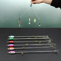 Stainless Steel New Multiple Colors Fishing Rig Alabama Umbrella Tackle Swivel