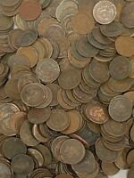 Vintage Coin Lot Of 10 Indian Head Pennies Penny Cents Choose How Many