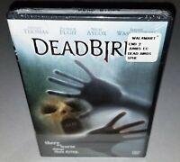 Dead Birds (OOP RARE Factory Sealed 2005 DVD, Sensormatic) First Printing