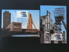 geology mine mining industry x2 maximum card Germany 75672