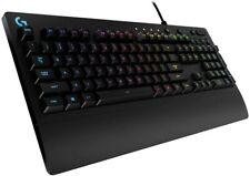 Logitech G213 teclado para juegos prodigio lightsync RGB teclas retroiluminadas Resistente A Líquidos