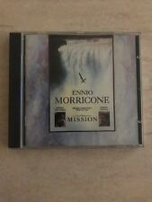 OST ENNIO MORRICONE The Mission Colonna Sonora - Audio CD Album - Good