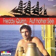 FREDDY QUINN - AUF HOHER SEE  CD NEU