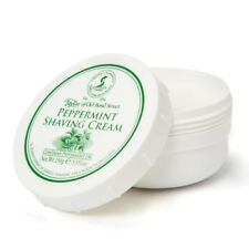 Taylor Of Old Bond Street Luxury Peppermint Shaving Cream 150g Bowl - 01018